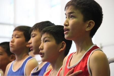 В Актау завершился турнир по боксу среди юношей