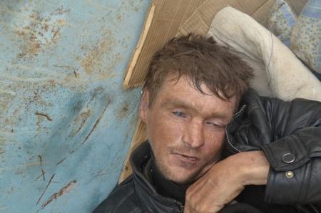 В Актау обнаружен труп неизвестного мужчины