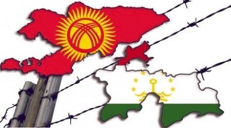 На границе Кыргызстана и Таджикистана вновь накалилась обстановка