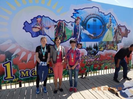 В Мунайлы прошли спортивные соревнования