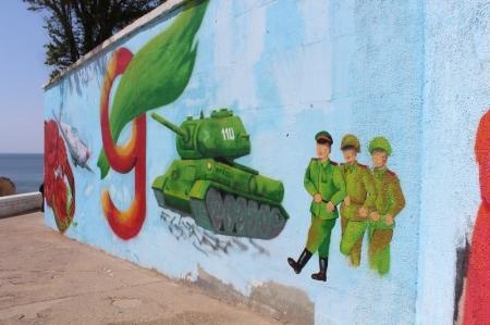 Актауские райтеры сделают подарок ветеранам ко Дню Победы