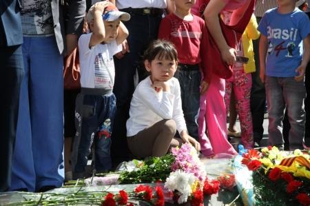 День Победы в Актау - фотопост