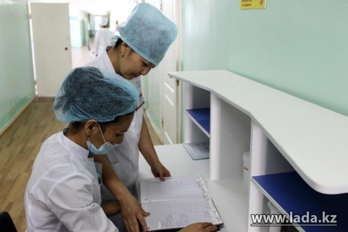 Будни медицинской сестры