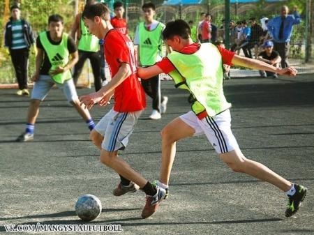 Учащиеся средней школы №21 стали победителями турнира по мини-футболу