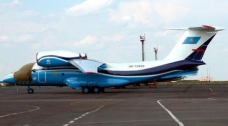 Казахстан предъявит претензии Украине за некачественный ремонт самолета Погранслужбы КНБ