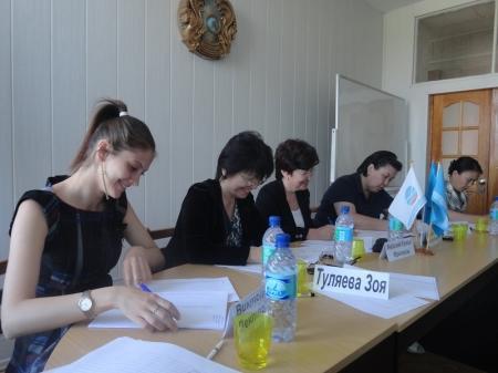 Гимназистка из Шетпе завоевала гран-при областного конкурса русской словесности