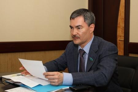 Серик Оспанов: Есть ощущение, что новый проект набережной делали  впопыхах