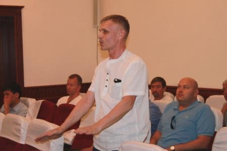 В Актау состоялась презентация проекта Ледового дворца