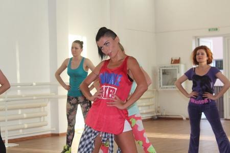 В Актау прошли мастер-классы по современным танцевальным стилям