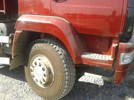 В Мангистау в турецкой компании воры поменяли новые колеса на старые