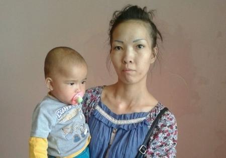 """В Актау Гульзира Ботабаева обратилась за помощью в благотворительный фонд """"АДАЛ"""""""