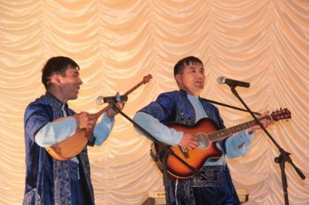 Мангистауский дуэт привез третье место с республиканского конкурса