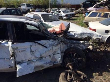 Родственники погибшего в ДТП с участием дочери генерала обратились к Назарбаеву
