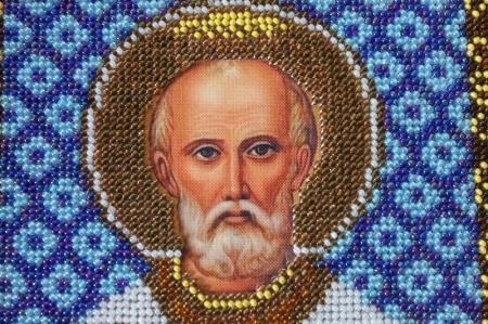 Вышивка икон бисером - старинная традиция