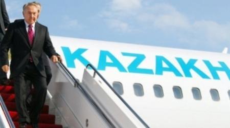 Назарбаев прибыл с визитом в Китай