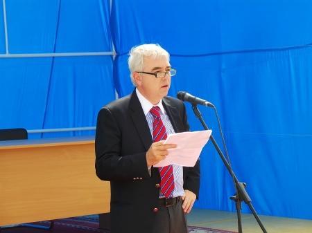 В Актау подписан договор о строительстве производственного комплекса «IndoxSamrukKazakhstan»