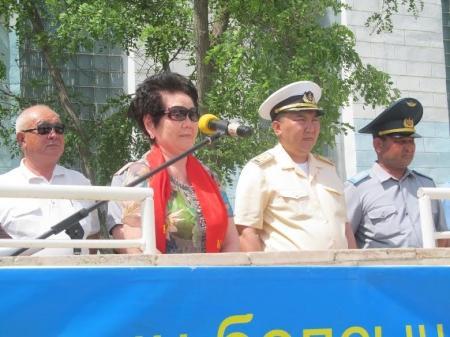 Мангистауских призывников весеннего призыва отправили на службу