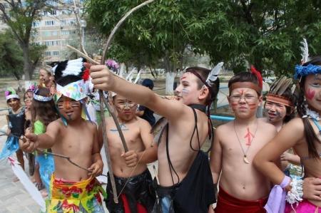 Летом в Актау будут работать 11 детских лагерей