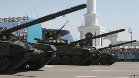 В мировом военном рейтинге Казахстан – на последних позициях