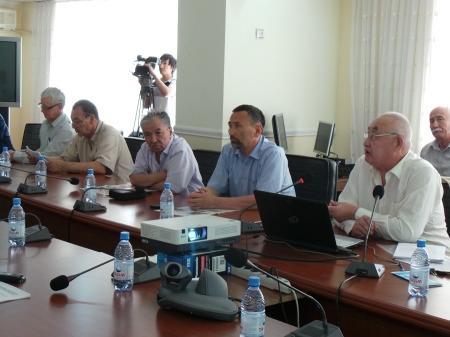 В Актау пенсионер представил проект по увеличению добычи нефти