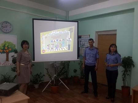 В Актау стартовало оперативно-профилактическое мероприятие «Внимание - дети!»