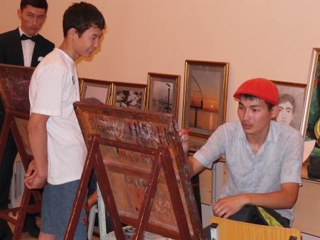 В Актау завершились областные молодежные дельфийские игры