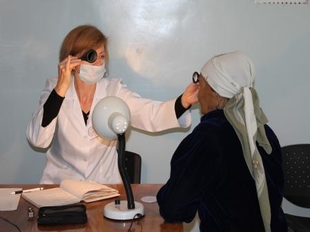 В Мангистау будут развивать офтальмологическую службу совместно с зарубежными компаниями