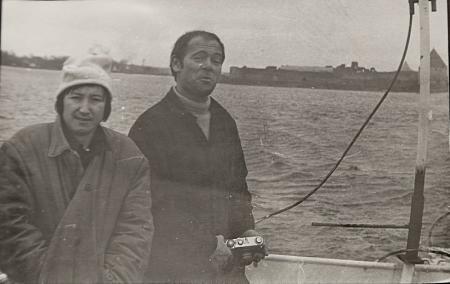 Житель Актау рассказал историю прибытия «кораблика» на Каспий