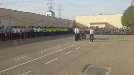 Ювенальная полиция: В Актау во время Последнего звонка не зарегистрировано ни одного ЧП