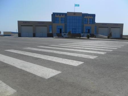 Туркменистан временно закрыл въезд для жителей Мангистауской области