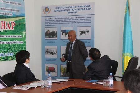 Южно-казахстанцы представили проект обводнения мангистауских пастбищ