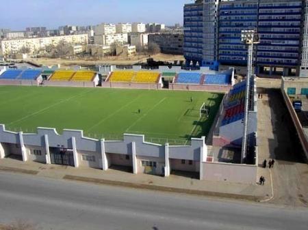 Коллектив спортивного комплекса «Жас Канат» обратился с видеообращением к населению Актау