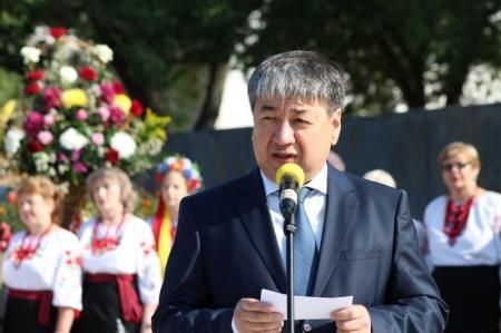 В Актау началось празднование 200-летия Тараса Шевченко