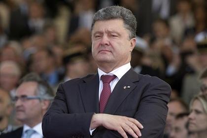 Порошенко пообещал амнистию ополченцам