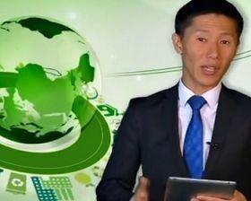 Телеобзор: Зеленая земля и критское ветроколесо