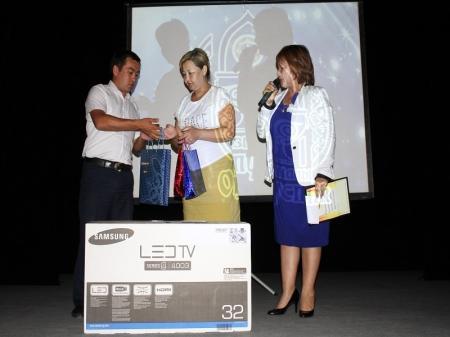 Киностудия Южно-Казахстанской области презентовала мультфильмы для актауских детей