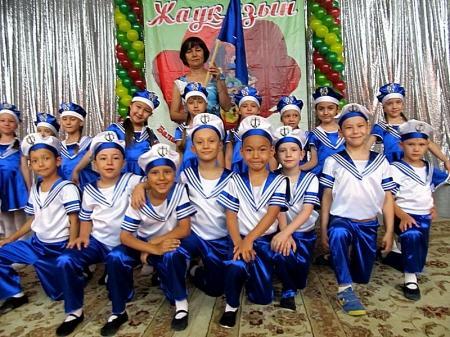 В Актау прошел фестиваль «Жауқазын»