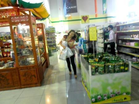 Прошел седьмой тур акции «Унеси все за 60 секунд» в супермаркетах «Атаба»