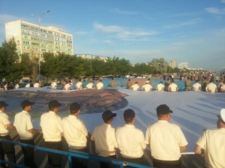 В Актау отметят День государственных символов РК