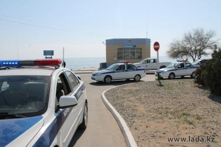 В связи с праздничными мероприятиями в Актау 4 июня перекроют дороги