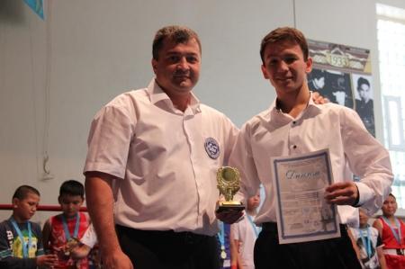 Боксеры из спортивной школы «Дельфин» стали победителями турнира в Актау