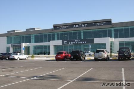 В аэропорту Актау задержали мужчину с марихуаной