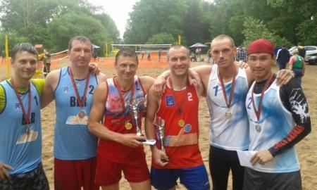 Актауские спортсмены заняли второе место на международном турнире по пляжному волейболу в Белоруссии