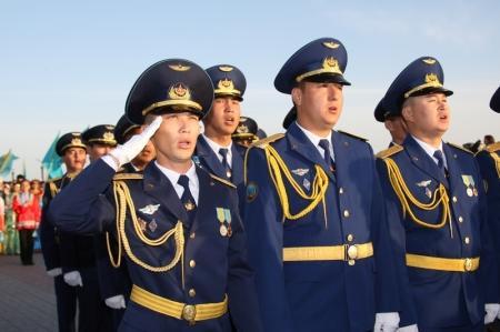 В Актау отметили День государственных символов Казахстана