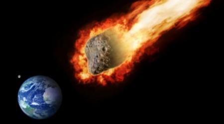 К Земле приближается астероид Антихрист