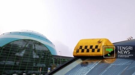 Нелегальные такси уберут из аэропортов Казахстана - МТК