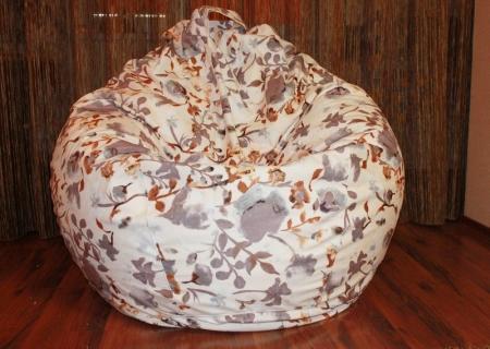 Бинбеги - бескаркасное кресло-мешок
