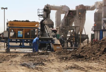 Жители поселка Жетыбай: Мы каждый день дышим ядовитыми испарениями нефтешлама