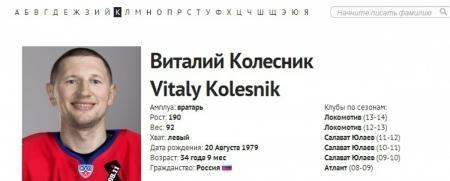 15 хоккеистов сборной Казахстана заявлены в КХЛ под другим гражданством