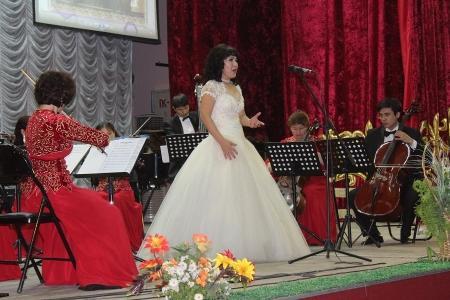 Камерному ансамблю Актау исполнилось 35 лет
